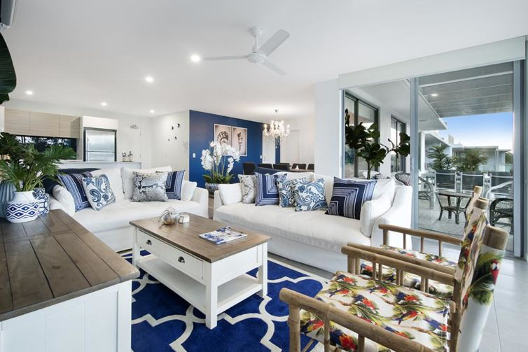 Luxury Hamptons – 2 bedroom Package