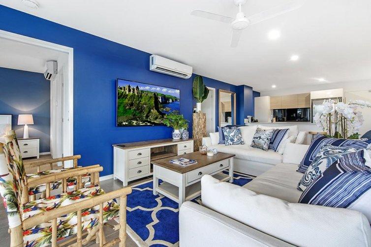 Luxury Hamptons – 1 bedroom Package