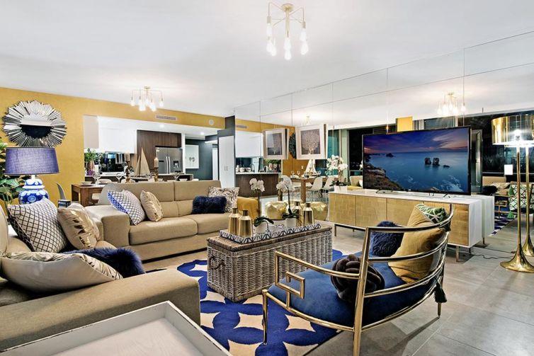 Golden Hamptons – 2 bedroom Package