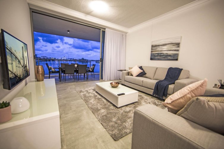 The Sapphire – 2 bedroom Package